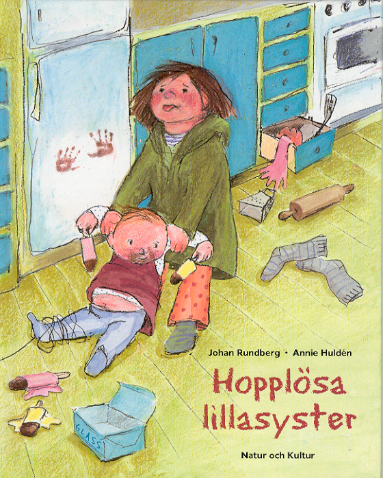 cover for hopplosa lillasyster